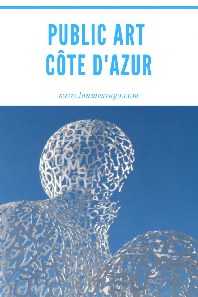 public art côte d'azur | Lou Messugo