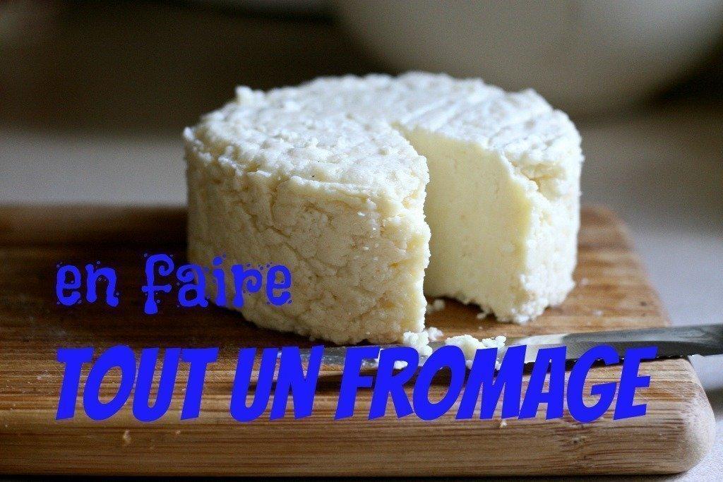 en faire tout en fromage