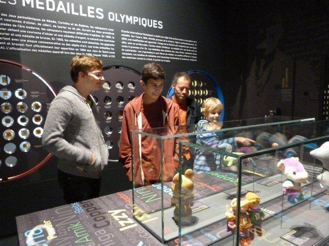 museum sport