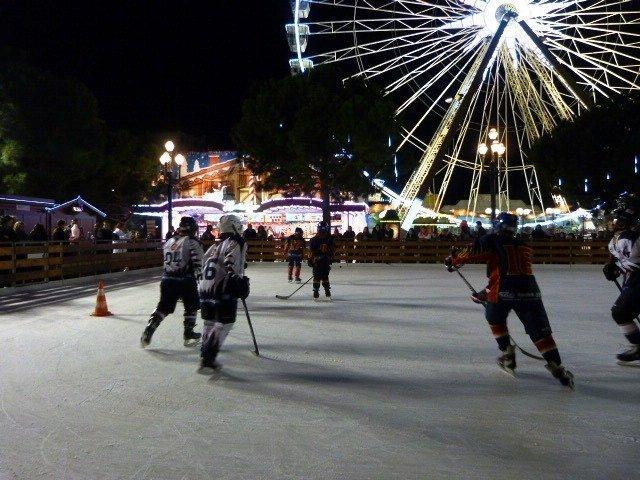 Nice-christmas-ice-rink