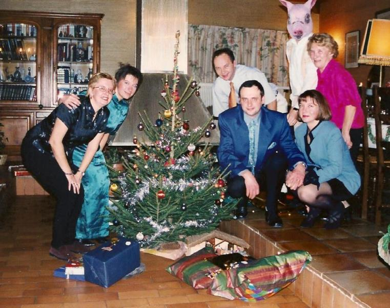 A French family Christmas