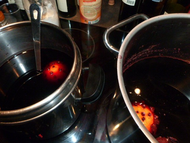 end of the vin chaud