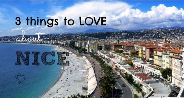 3 (unusual) things to love about Nice