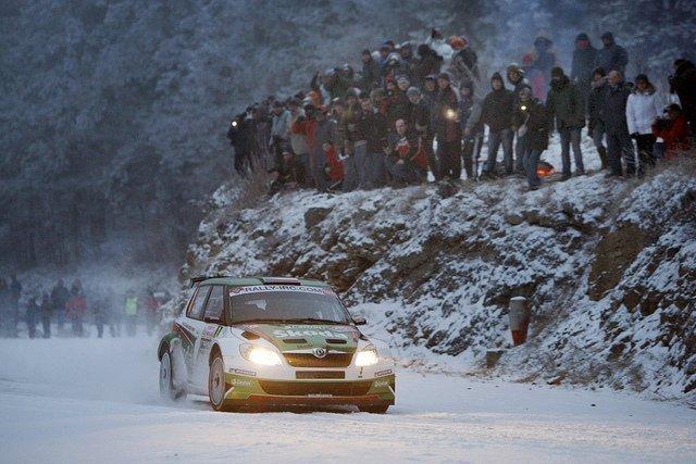 Col de Turini WRC
