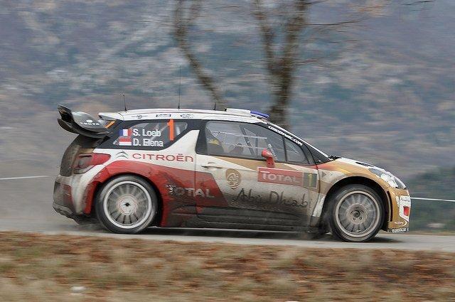 Loeb rallye MC