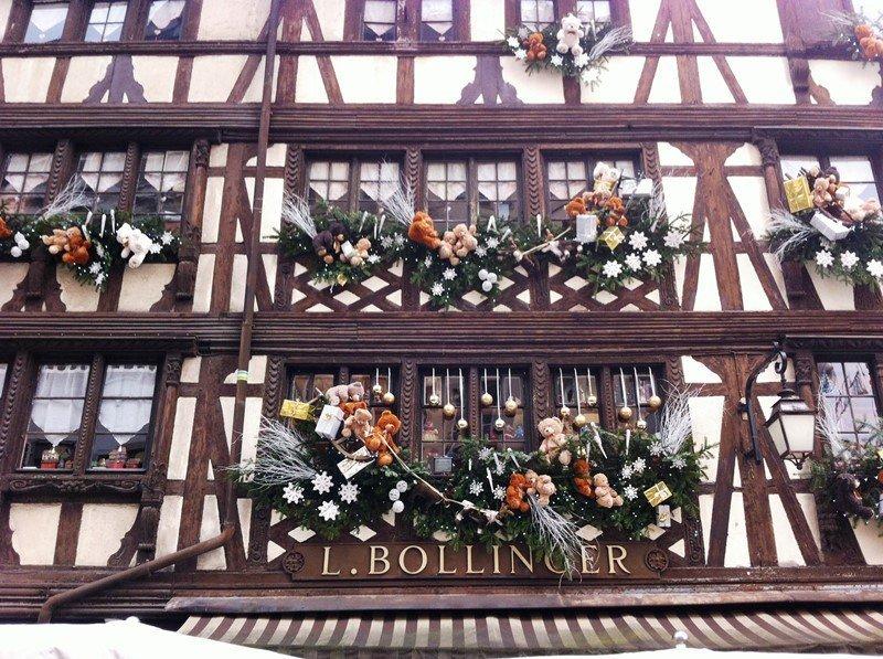 Snapshots of Strasbourg