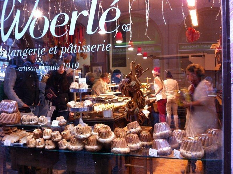 kougelhopf boulangerie strasbourg