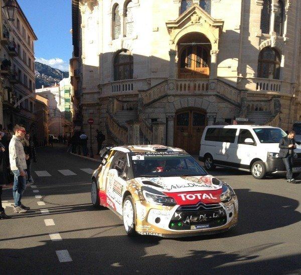 rallye Monte Carlo 1
