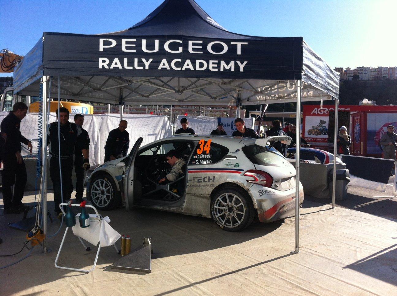 rallye Monte Carlo 3