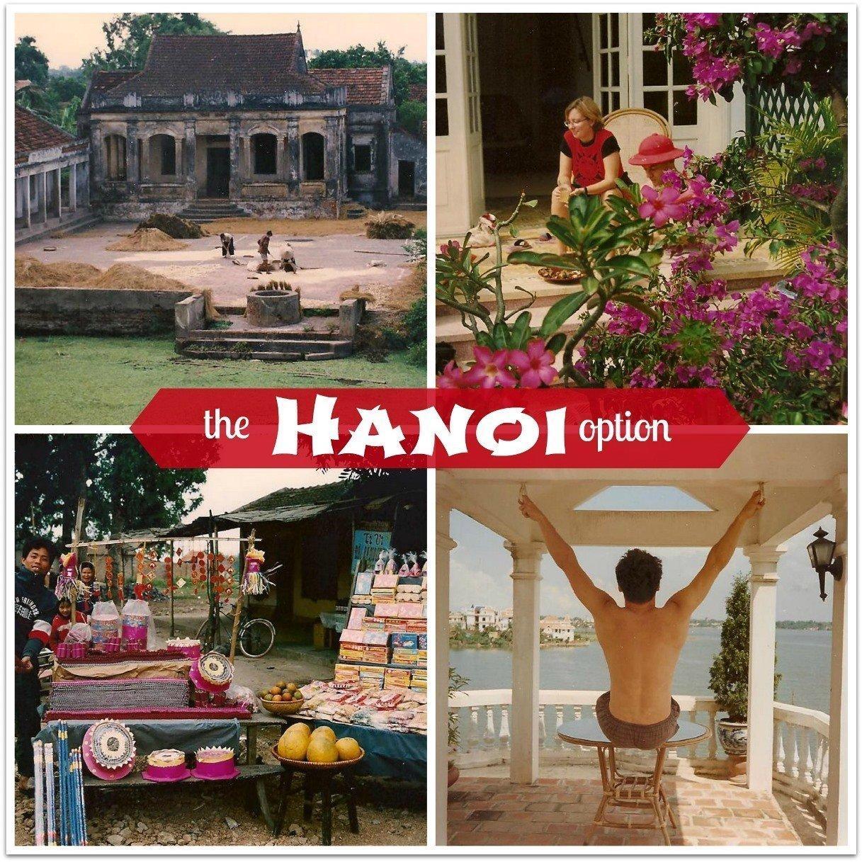 Hanoi option for wedding