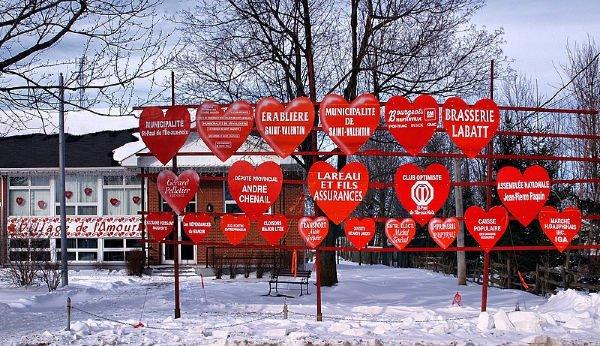 St Valentin village