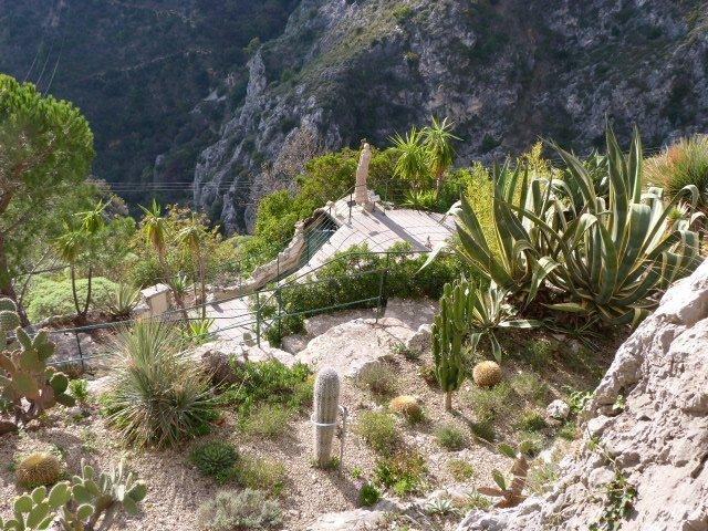 jardin botanique Eze 1