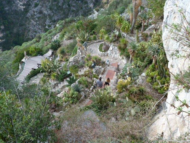 jardin botanique Eze 3