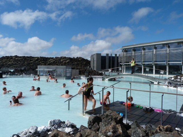 Blue lagoon Iceland 2