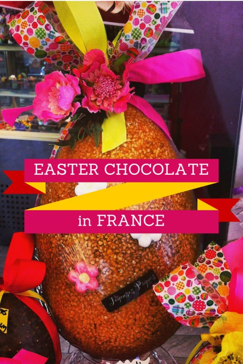 Easter France Chocolate