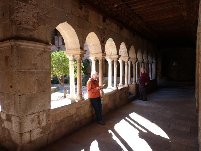 Discovering Fréjus cloisters