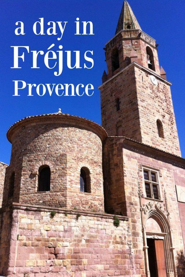 Discovering Fréjus Provence | Lou Messugo