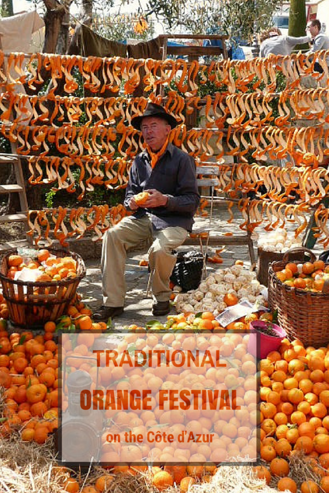 Orange festival French Riviera | Lou Messugo