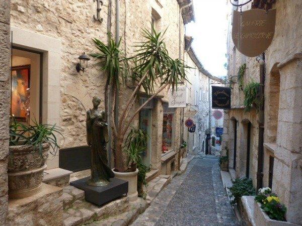 St Paul street