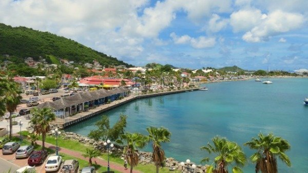 St Martin – the Franco-Dutch island in the Caribbean