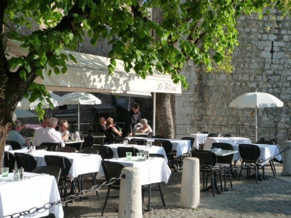 restaurant St Paul de Vence