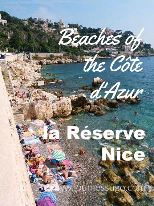 la Réserve beach Nice