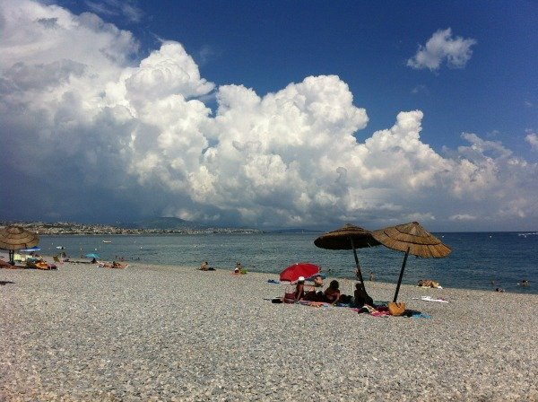 A beach-a-week: Villeneuve-Loubet