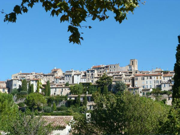 Biot village Alpes Maritimes France