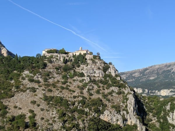 13 best hill villages near Nice