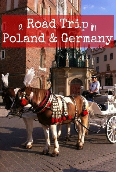 road trip Poland Germany