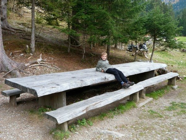 Alpha Parc picnic area