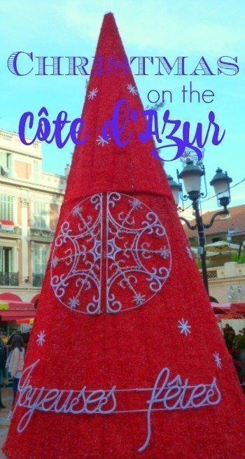 Christmas Côte d'Azur