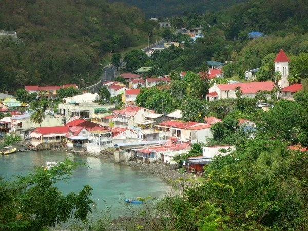 Deshaies Guadeloupe BBC Death in Paradise