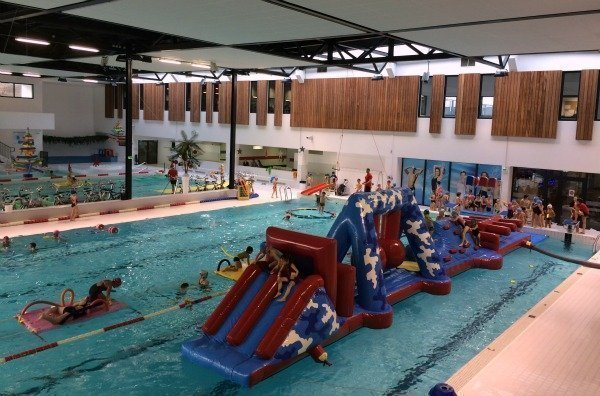 Nautipolis indoor pool Sophia Antipolis near Nice