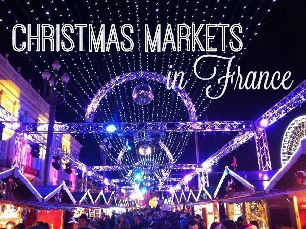 Christmas Markets in France Nice