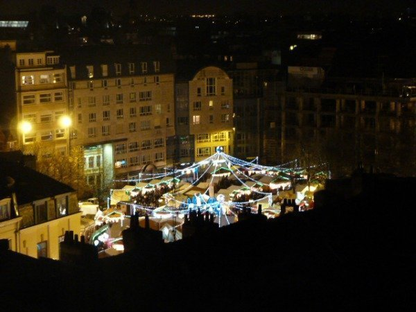 Lille Christmas market France