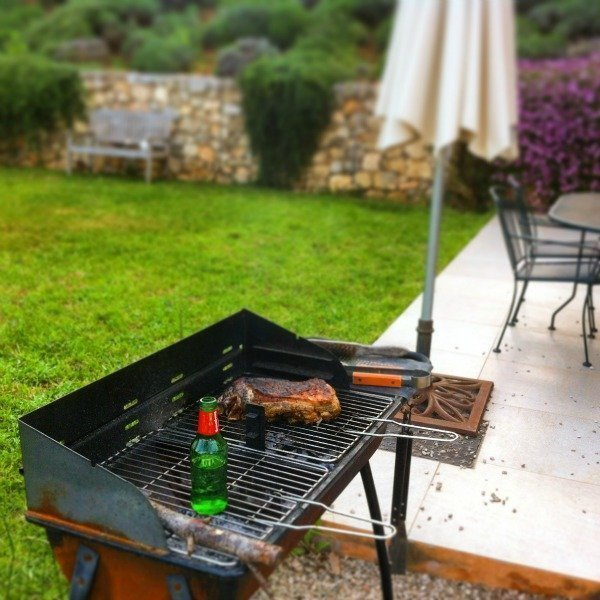 barbecue_at_Lou_Messugo_gîte