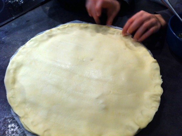 top on galette