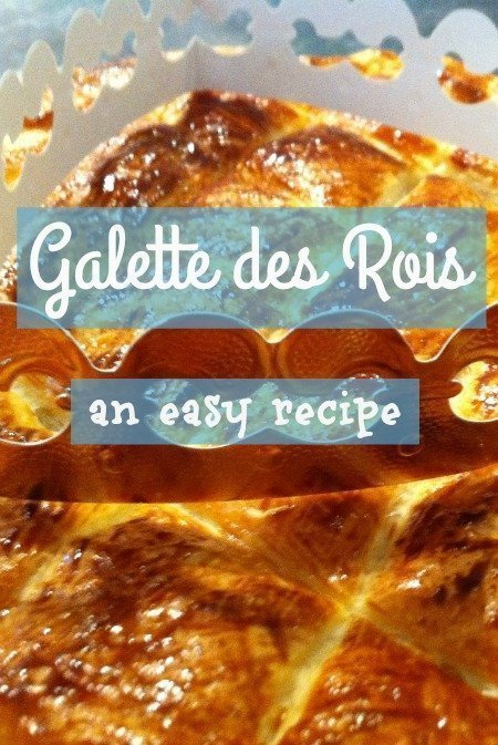 traditional galette des rois easy recipe