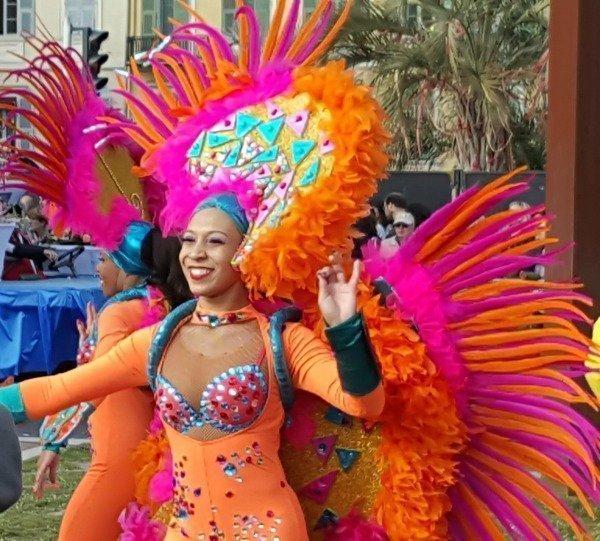 Carnaval de Nice not Rio