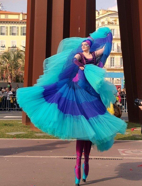 ballerina Nice carnival