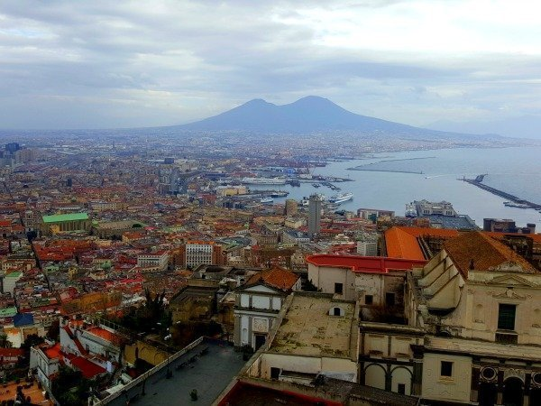 Naples with a Teenager