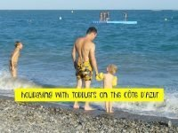 reasons to holiday Côte d'Azur toddlers | Lou Messugo