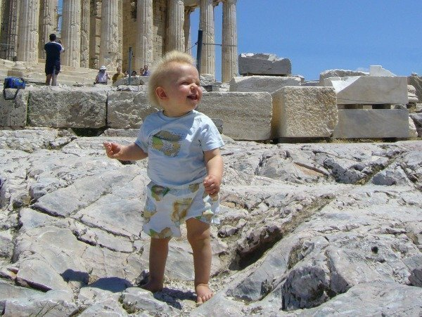 Tips and reasons for travelling abroad with toddlers