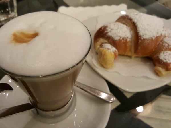 Italian breakfast 3 meals 3 countries