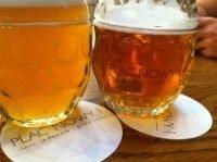 beer in Krakow