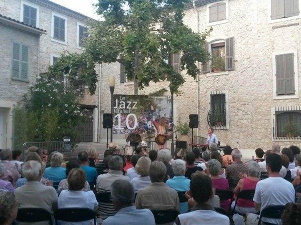 jazz à le Colle sur Loup