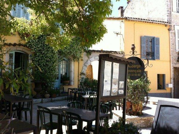 restaurant in La Colle sur Loup