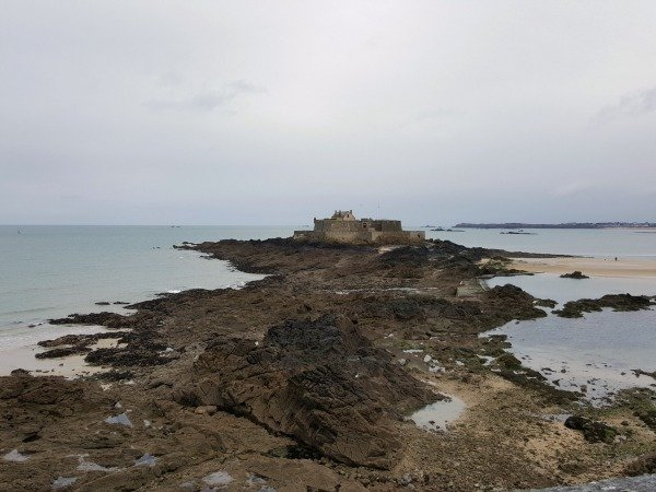 St Malo Fort National Vauban