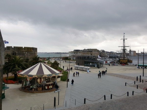 St Malo carousel